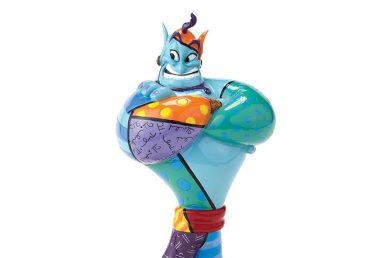 Aladdin Genie Figurine