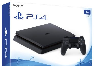 1TB Slim Playstation 4 Console