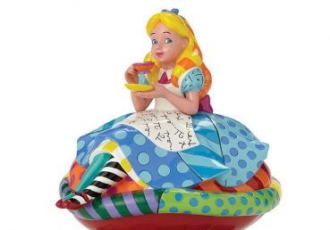 Alice in Wonderland Britto Figurine
