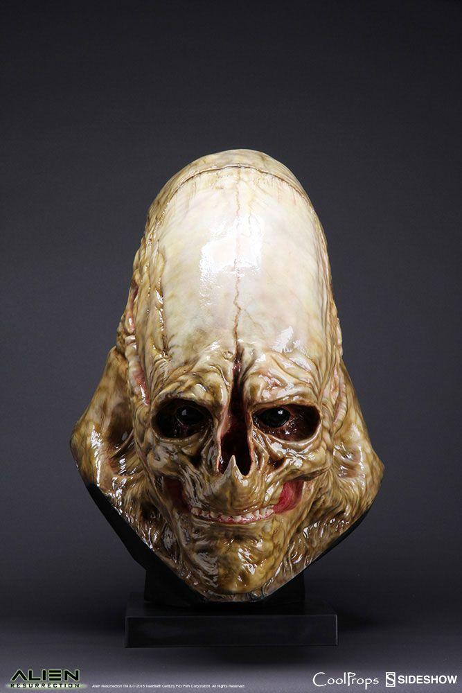 Aliens Resurrection Replica Alien Newborn Head Movie Mania