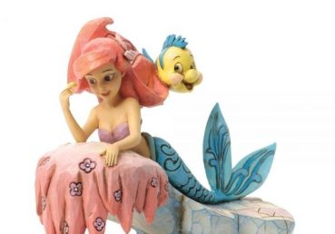 Little Mermaid - Dreaming Under The Sea Ariel Figurine