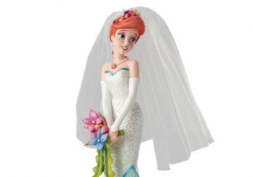 Ariel Wedding Figurine
