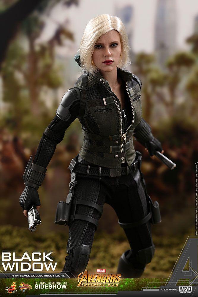 Avengers Infinity War Black Widow 1 6 Scale Movie