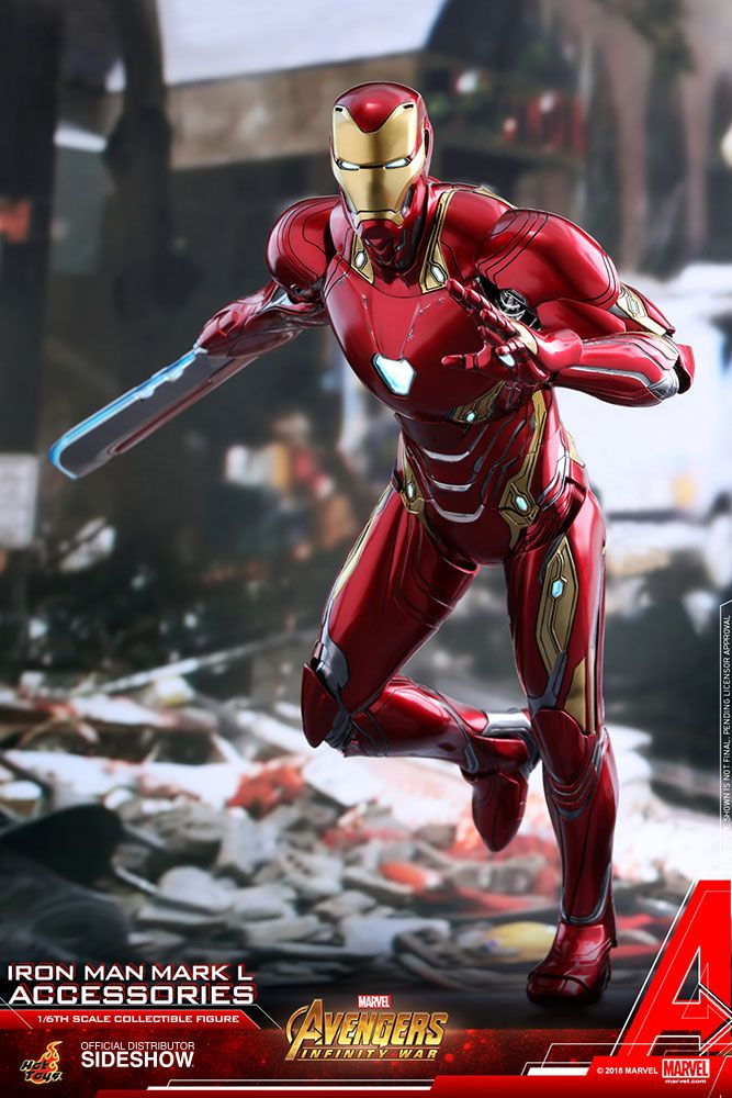 Avengers Infinity War Iron Man Mark L Accessories Hot