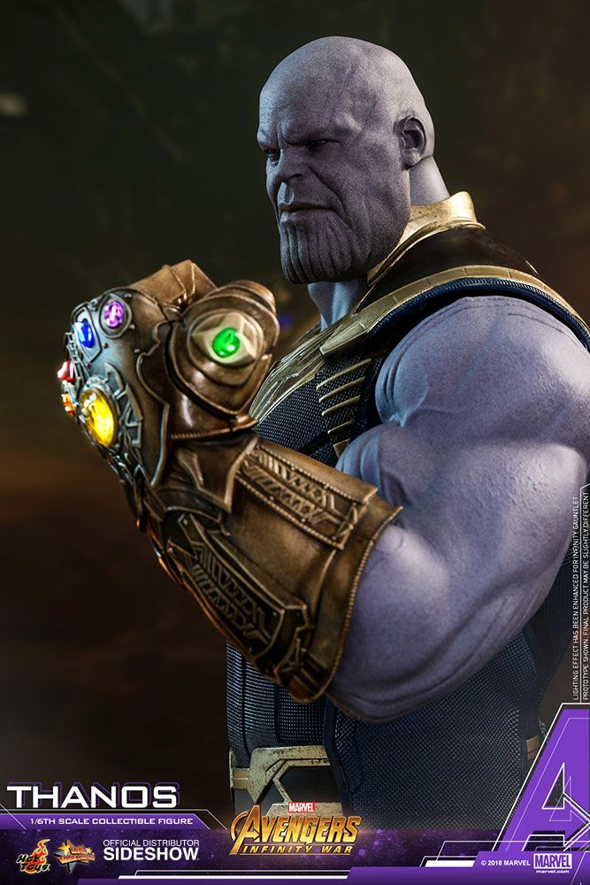 avengers infinity war thanos 16 scale movie masterpiece