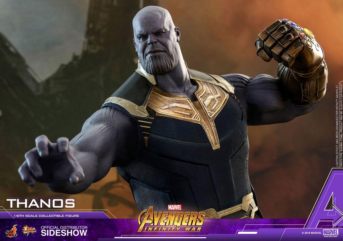 Avengers Infinity War Thanos 1 6 Scale Movie Masterpiece