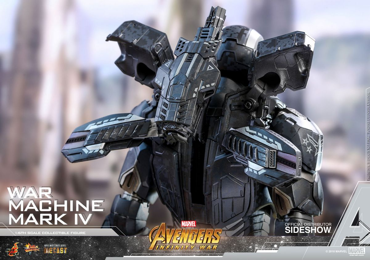 avengers infinity war  6 scale movie masterpiece hot toys action figure