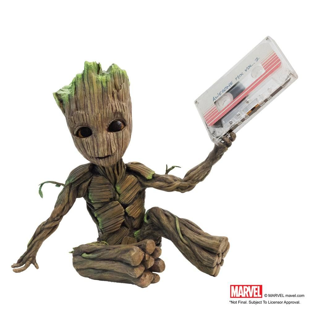 Guardians Of The Galaxy Vol 2 Factory Entertainment Awesome Groot