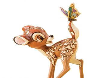 Bambi Wonder of Spring Figurine