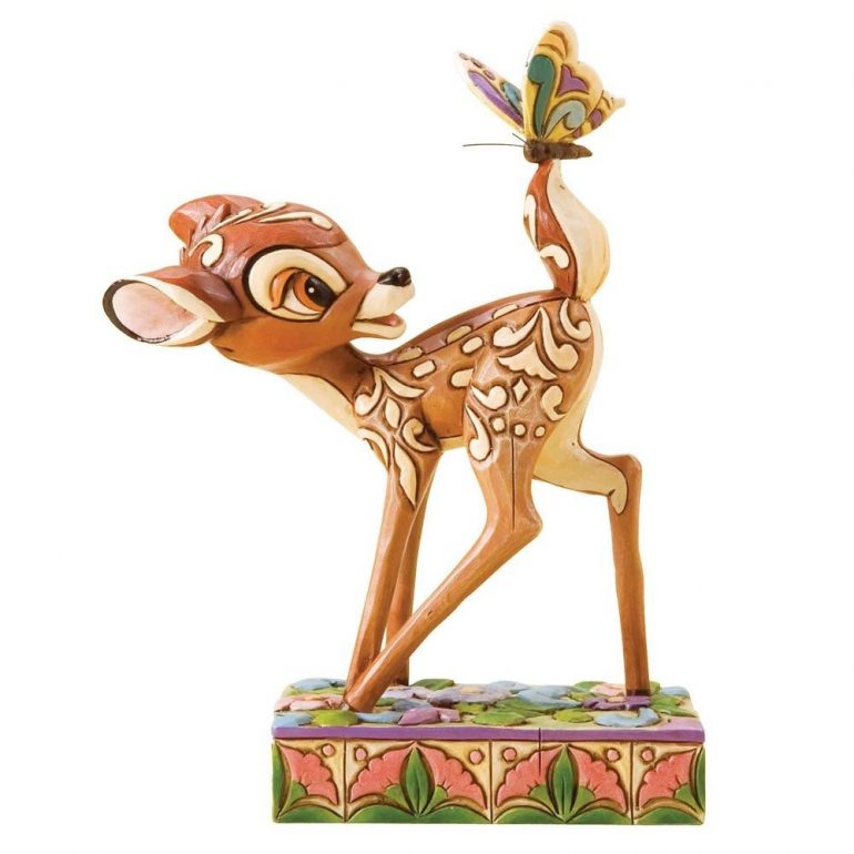 Bambi Wonder of Spring Figurine