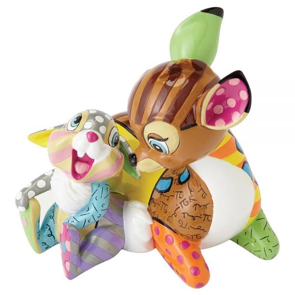 Bambi and Thumper Figurine