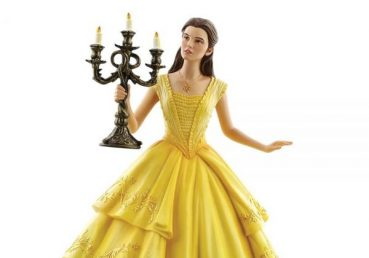 Beauty and the Beast - Live Action Belle Figurine