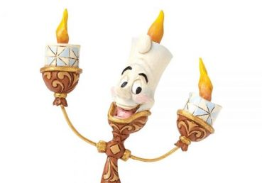 Beauty and the Beast - Lumiere Figurine