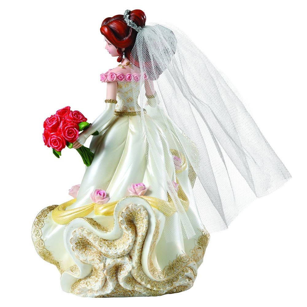Beauty And The Beast Belle Wedding Showcase Figurine