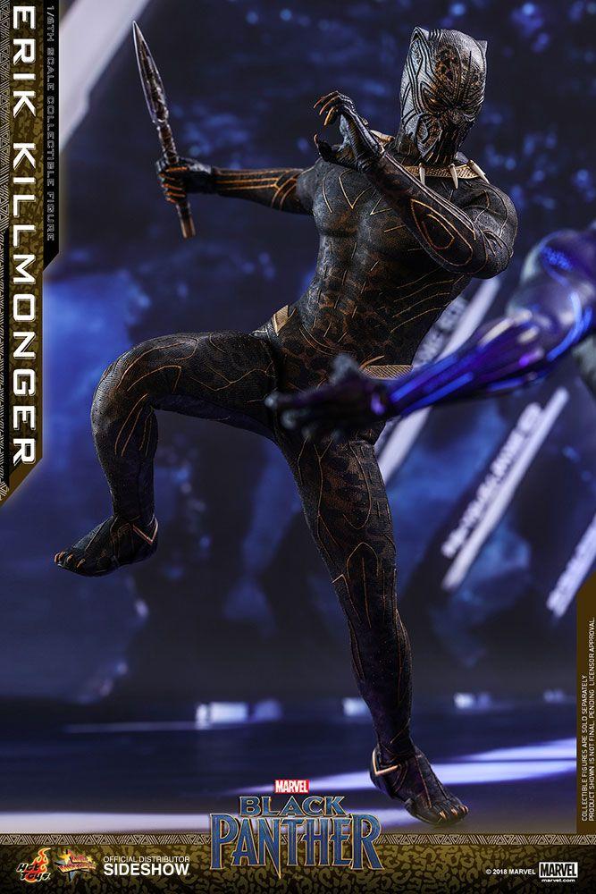 Black Panther Movie - Erik Killmonger 1/6 Scale Movie