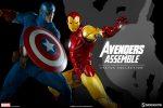 Captain-America-Avengers-Assemble-Sideshow-Collectibles-Statue2