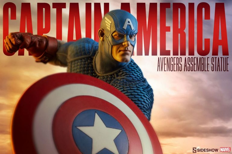 Captain-America-Avengers-Assemble-Sideshow-Collectibles-Statue20