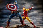 Captain-America-Avengers-Assemble-Sideshow-Collectibles-Statue4