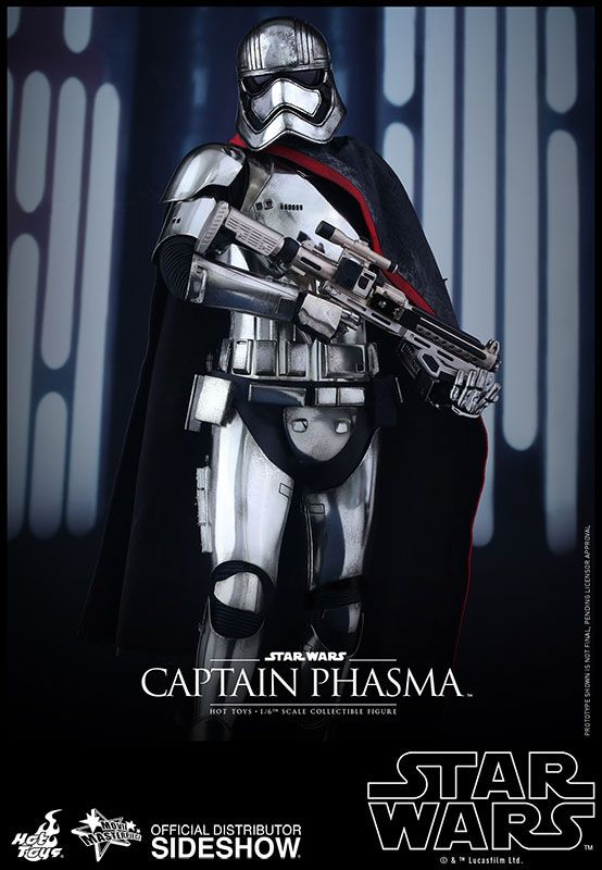 Captain Phasma Hot Toy