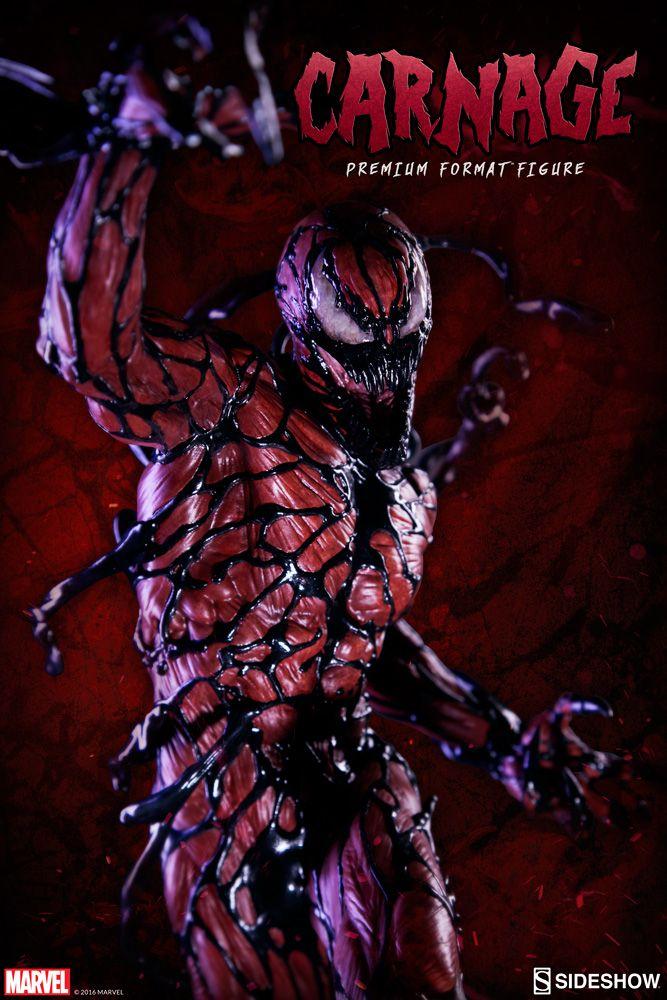 Carnage-Marvel-Comics-Premium-Format-Sideshow-Collectibles-Statue17