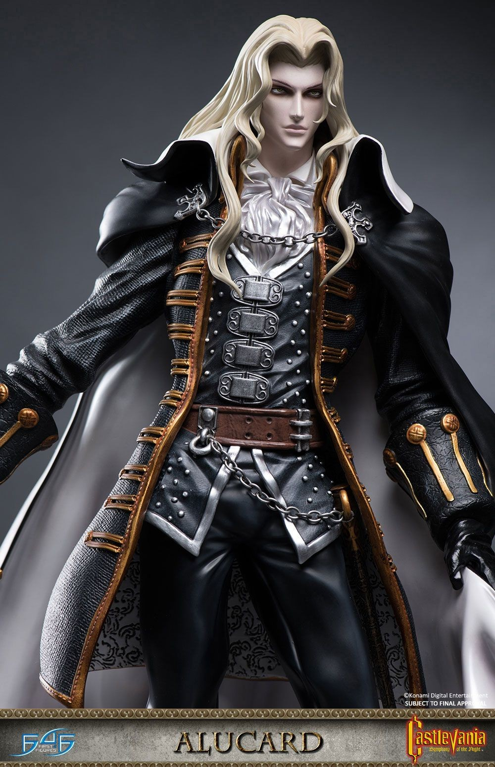 Castlevania Symphony Of The Night First 4 Figures