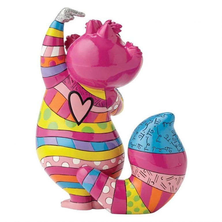 Cheshire Cat Figurine