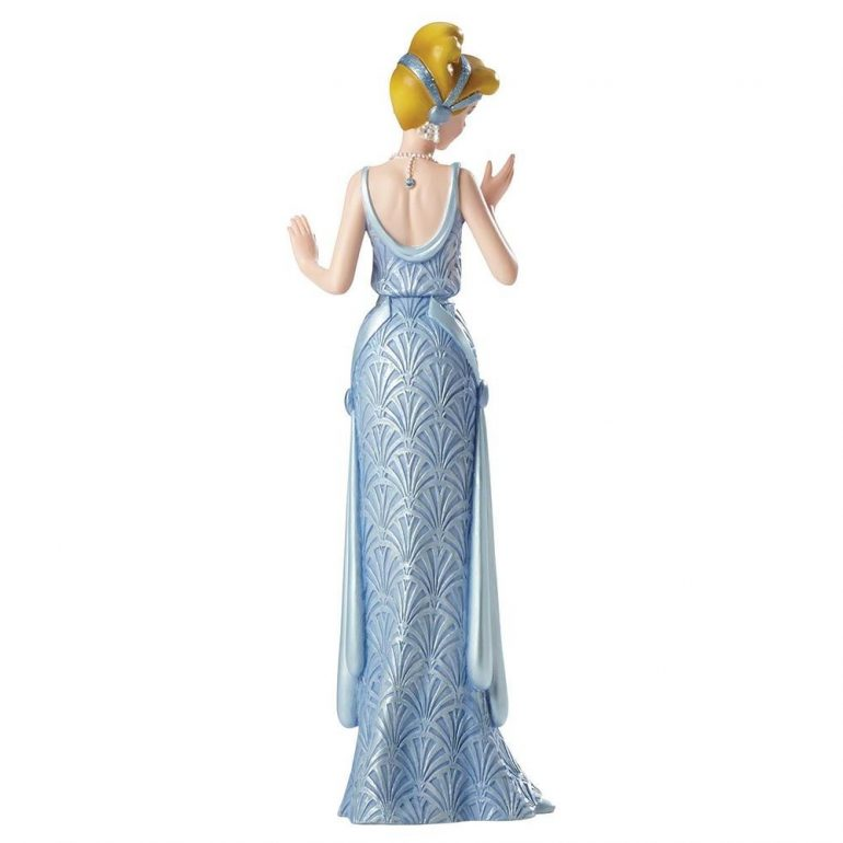 Cinderella Art Deco Figurine