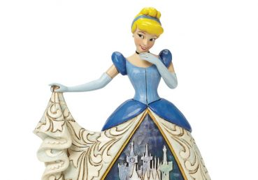 Cinderella Midnight at the Ball Figurine