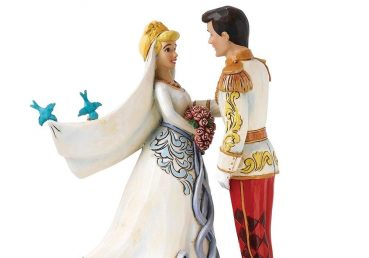 Cinderella and Prince Figurine