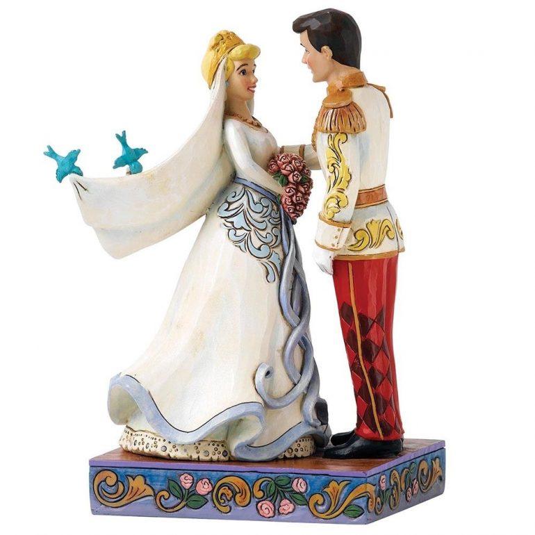 Cinderella and Prince Figurine