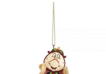 Cogsworth Hanging Ornament