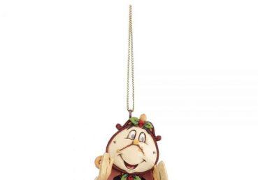 Cogsworth Hanging Ornament