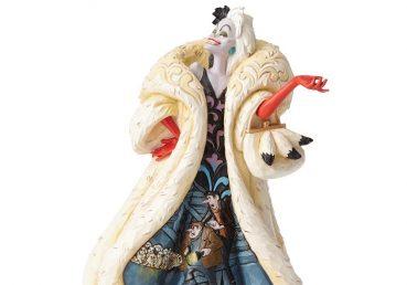 Cruella - Devilish Dognapper Figurine