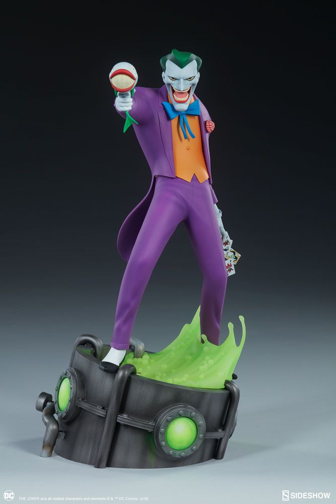 DC Animated Series Collection - The Joker - Sideshow