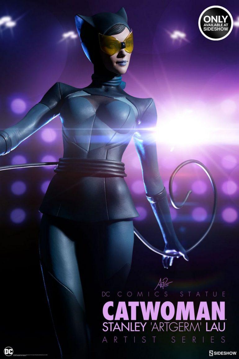 DC-Comics-Catwoman-(Stanley-Artgerm-Lau)-Sideshow-Exclusive-Collectibles-Statue1