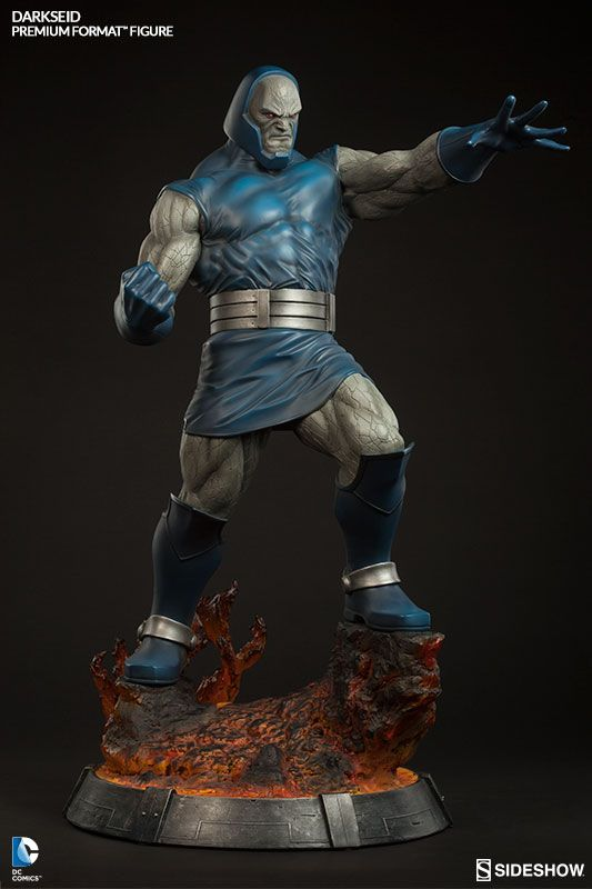 dc comics - darkseid - sideshow collectibles statue