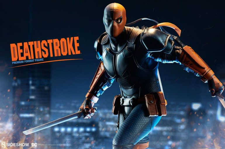 DC-Comics-Deathstroke-Premium-Format-Sideshow-Collectibles-Statue1