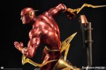 DC-Comics-The-Flash-Justice-League-New-52-Sideshow-Collectibles-Statue-Pic-11