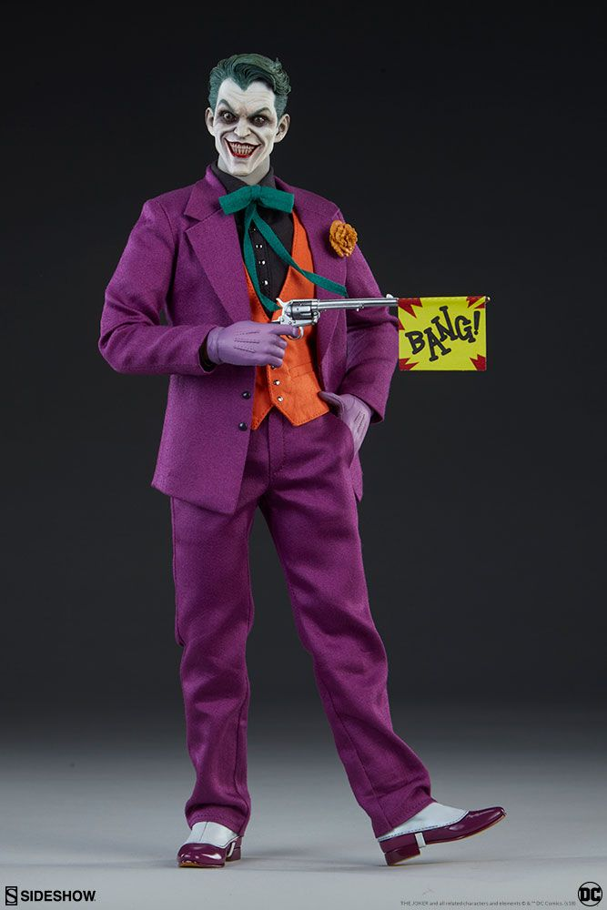 DC Comics - The Joker - Sideshow Collectibles 1/6 Scale
