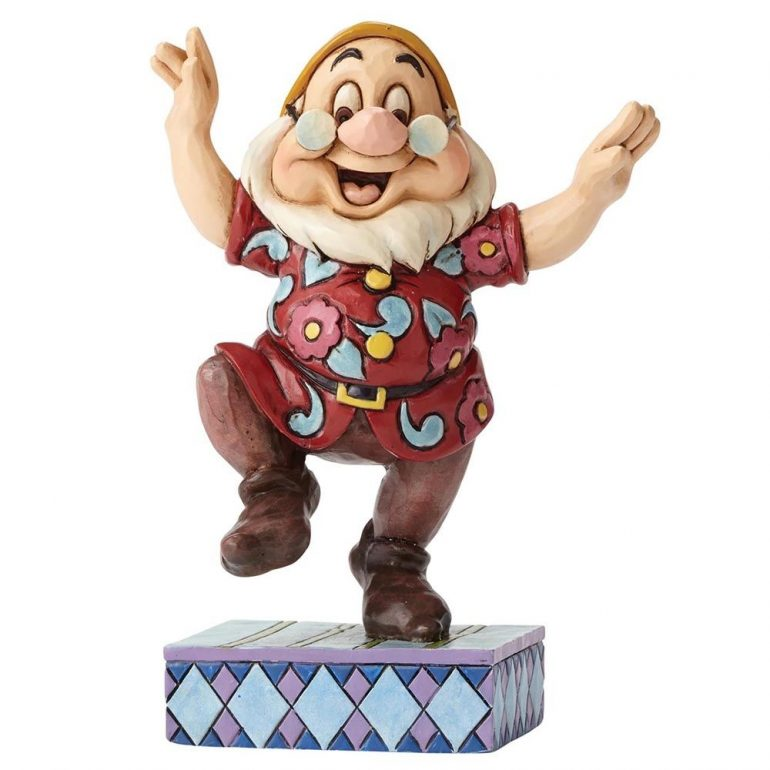 Dancing Doc Figurine