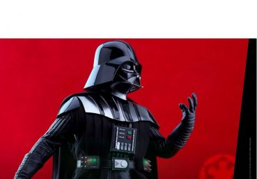 Darth Vader Hot Toys Action Figure