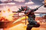 Deadpool-Heat-Seeker-Marvel-Comics-Premium-Format-Sideshow-Collectibles-Statue19