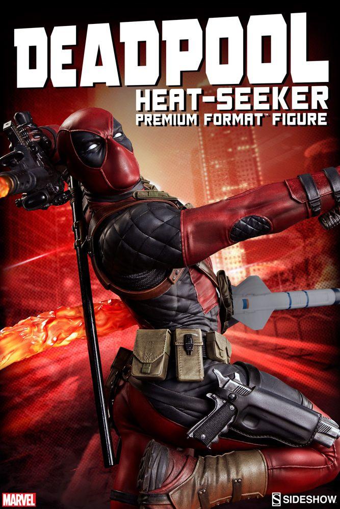 Deadpool-Heat-Seeker-Marvel-Comics-Premium-Format-Sideshow-Collectibles-Statue20
