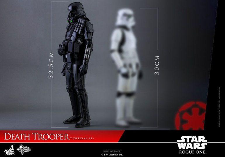 Deathtrooper Hot Toys Action Figure