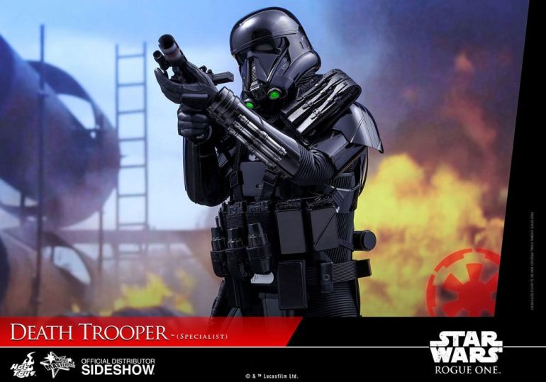 Deathtrooper Hot Toys Action Figure
