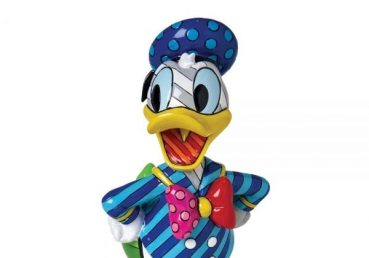 Donald Duck Britto Figurine