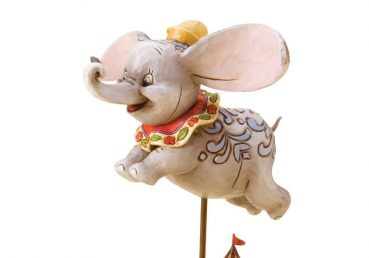 Dumbo Faith In Flight Figurine