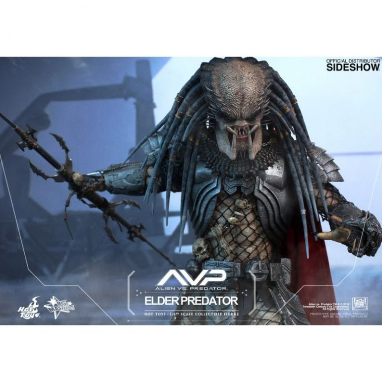 Elder Predator Hot Toy