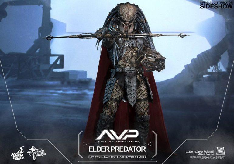 Elder Predator Hot Toy