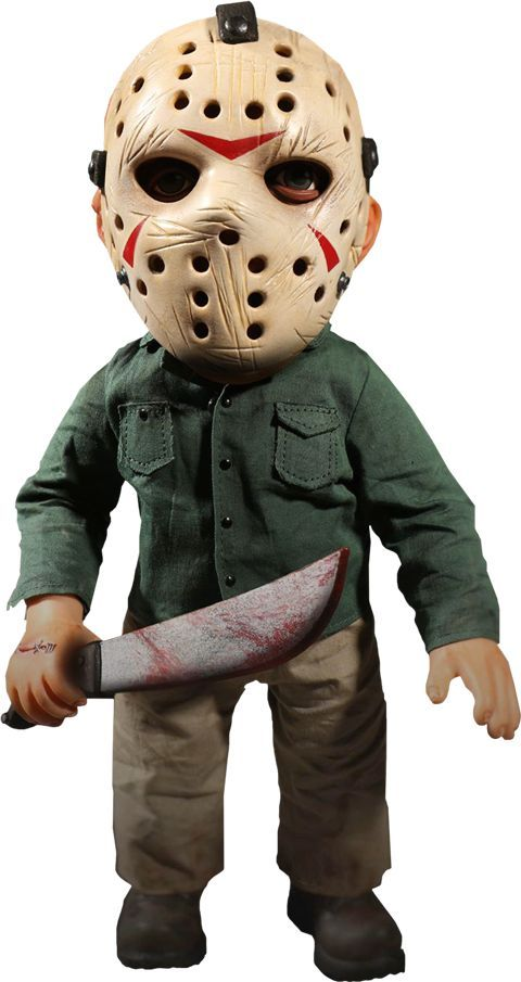 Friday the 13th - Jason Voorhees Mega Scale Action Figure with Sound Feature